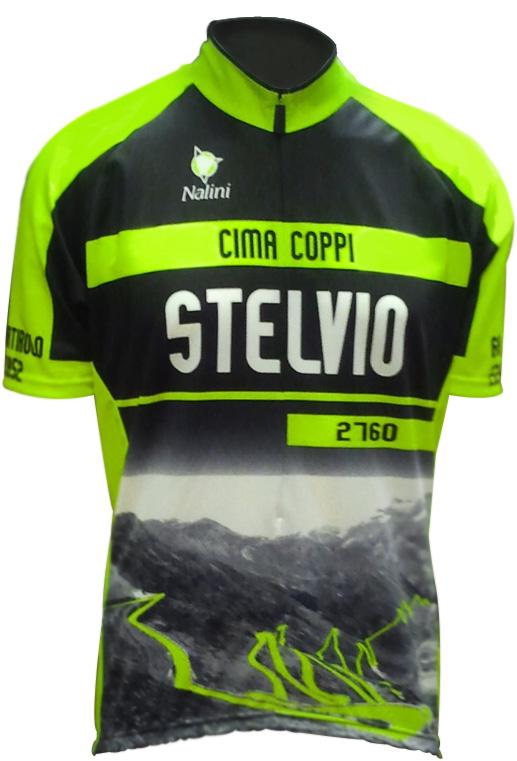 Cima Coppi Fluo Green