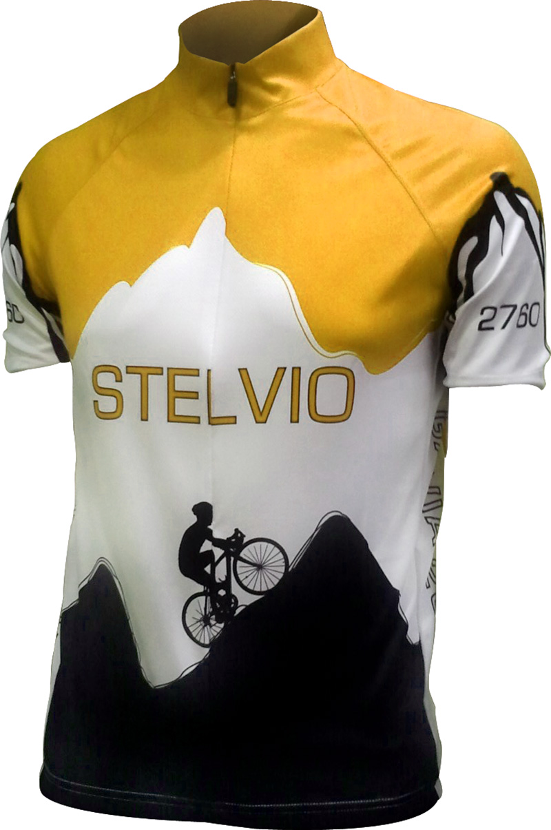 Stelvio Black Yellow