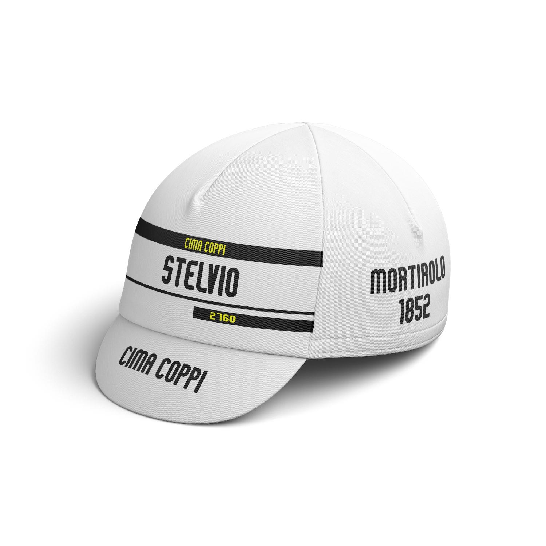 Cappello Stelvio bianco