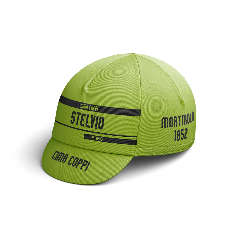 Cappello Stelvio verde