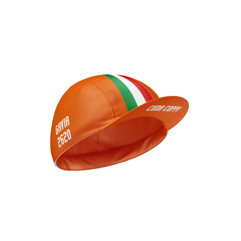 Cappello Tricolore arancio