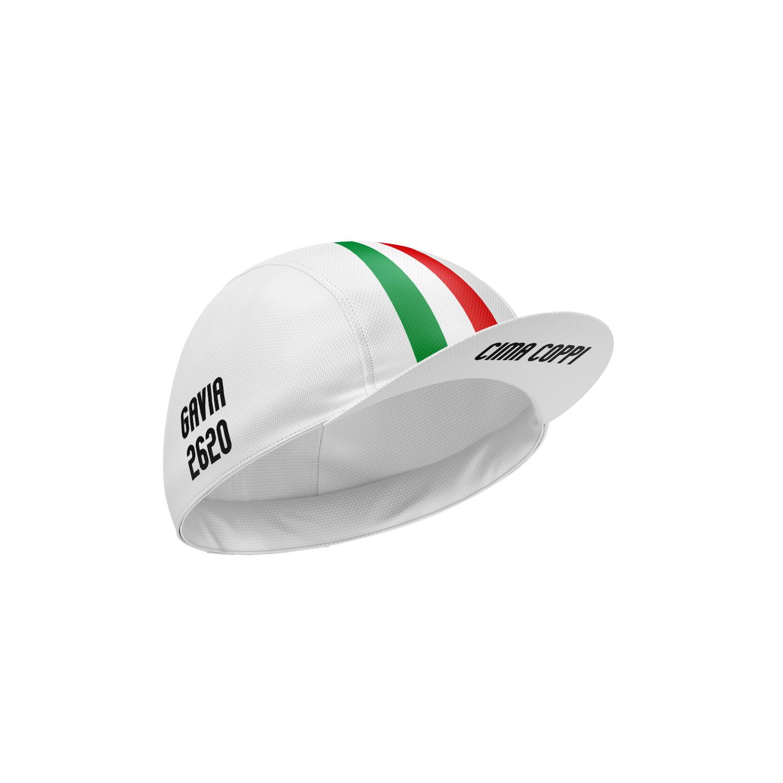 Cappello Tricolore Bianco