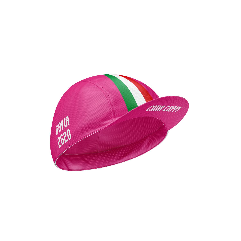 Cappello Tricolore Fucsia